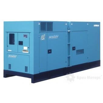 Генератор дизельный AIRMAN SDG25S 16 кВт  - 1311 руб./сутки. Залог 120000 руб