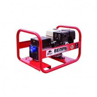 Бензиновый генератор Вепрь АБП 6-230 ВX-БГ ( 6,5квт 32А 1 фаза)   -650 руб./сутки. Залог 25000 руб