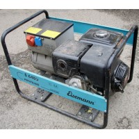 Бензиновый генератор 6,4 ква Eisemann S 6400  -655 руб./сутки. Залог 25000 руб