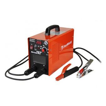 Сварочный аппарат инверторный  FoxWeld Master 202  -350 руб./сутки. Залог 6000
