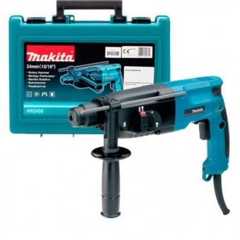 Перфоратор SDS-Plus Makita HR 2450 до 50 мм 300 р/сутки. Залог 5000 руб.