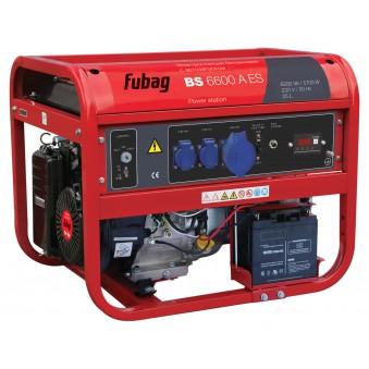 Бензиновый генератор Fubag BS 6600 A ES ( 6.5 квт 32А 1 фаза) -500 руб./сутки. Залог 22000 руб