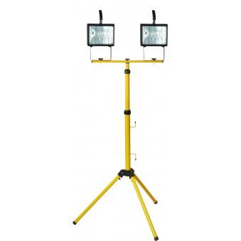 Прожектор галогеновый 500Вт*2 -100 руб в сутки/4000 руб залог