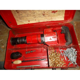 Строительно-монтажный пистолет ПЦ-84 -400 руб./сутки. Залог 15000 руб