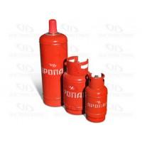 Пропановый баллон с вентилем 50,25,5 литров -160 руб./сутки. Залог 2000 руб